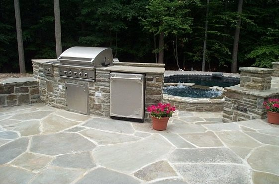 Outdoor kitchen midland park nj photo gallery for Outdoor kitchen designs nj