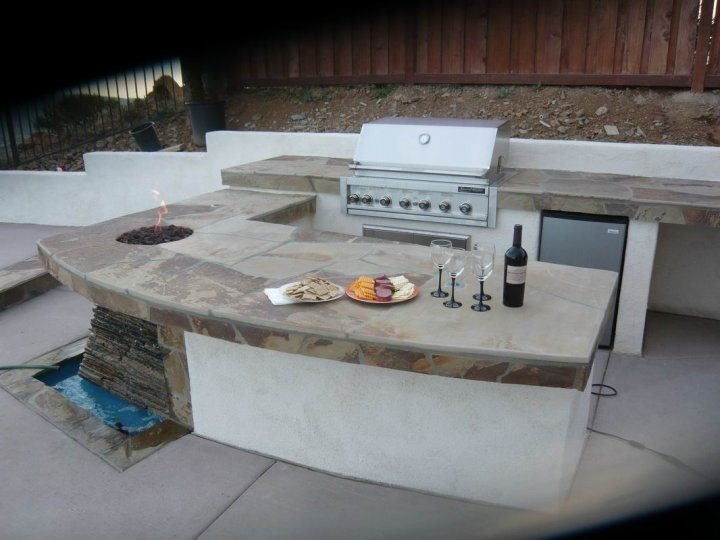 Outdoor Kitchen San Marcos Ca Photo Gallery