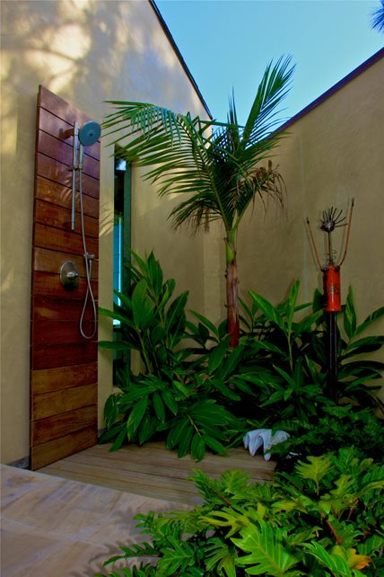 Outdoor Showers Fiore Design North Hollywood, CA