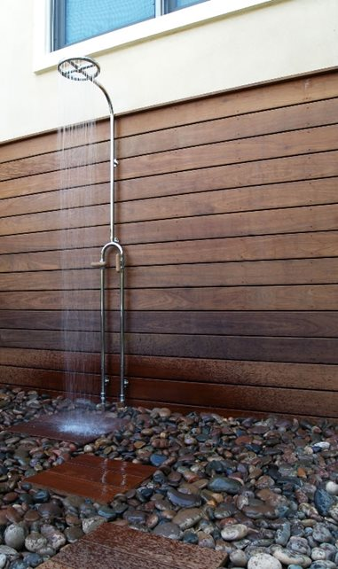 Outdoor Showers Austin Tx Photo Gallery Landscaping