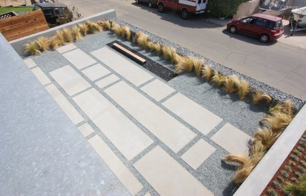 Elevated Patio Patio Grounded Landscape Architecture and Planning Encinitas, CA