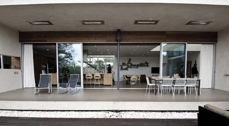 Modern Patio Patio Z Freedman Landscape Design Venice, CA