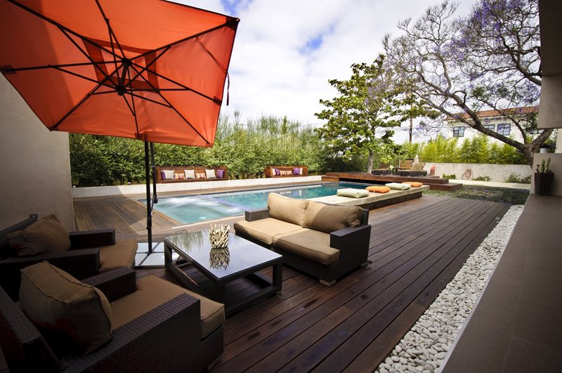 Patio venice ca photo gallery landscaping network for Pool designs venice