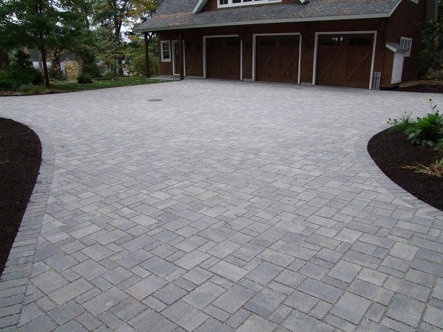 Paver Driveway Gilford Nh Photo Gallery Landscaping