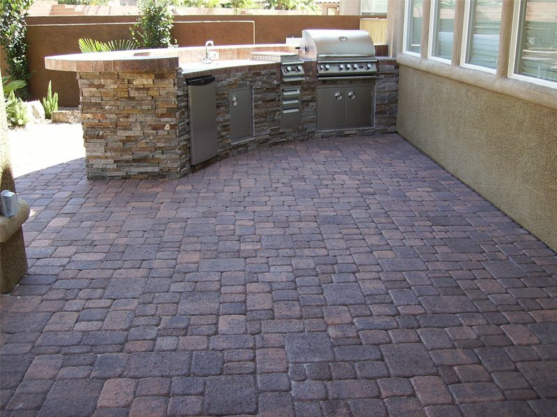 Paver Patio - Henderson NV - Photo Gallery - Landscaping Network