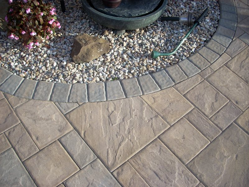 Cambridge Ledgestone Pavers Paving Aztlan Outdoor Living Highland, NY