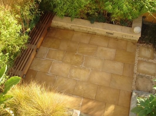 Paving san francisco ca photo gallery landscaping for Outer space landscape architects adelaide