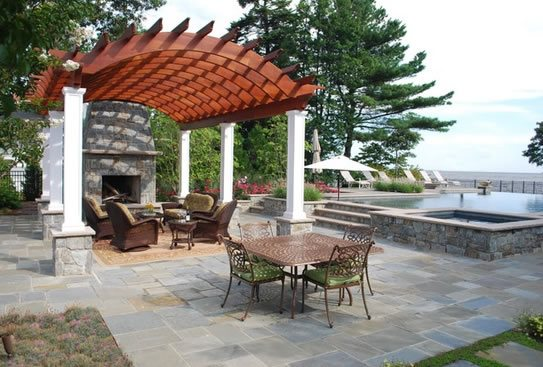 Pergola And Patio Cover Annapolis Md Photo Gallery