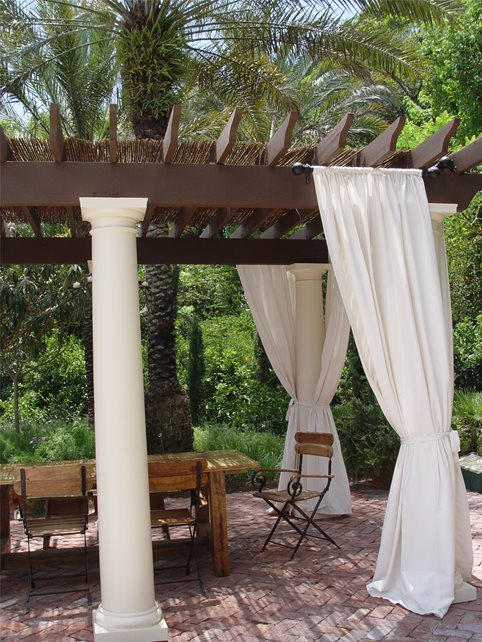 Classic Pergola, Pergola With Columns Pergola and Patio Cover Maureen Gilmer Morongo Valley, CA
