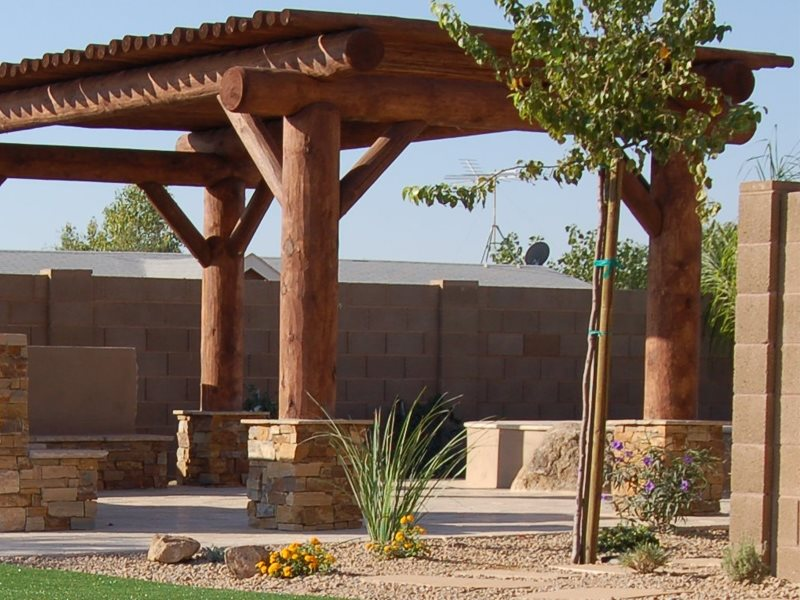 Pergola And Patio Cover Phoenix Az Photo Gallery