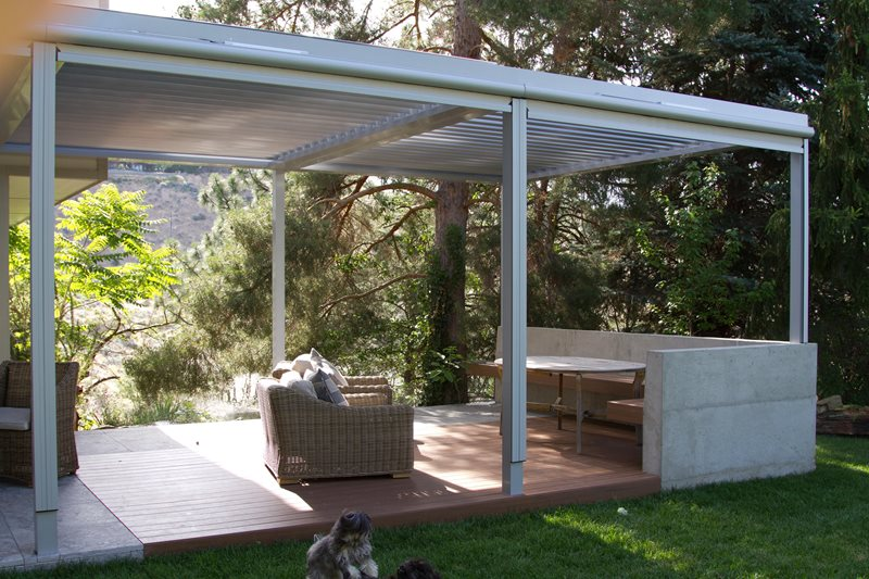 Pergola And Patio Cover Pictures - Gallery - Landscaping Network