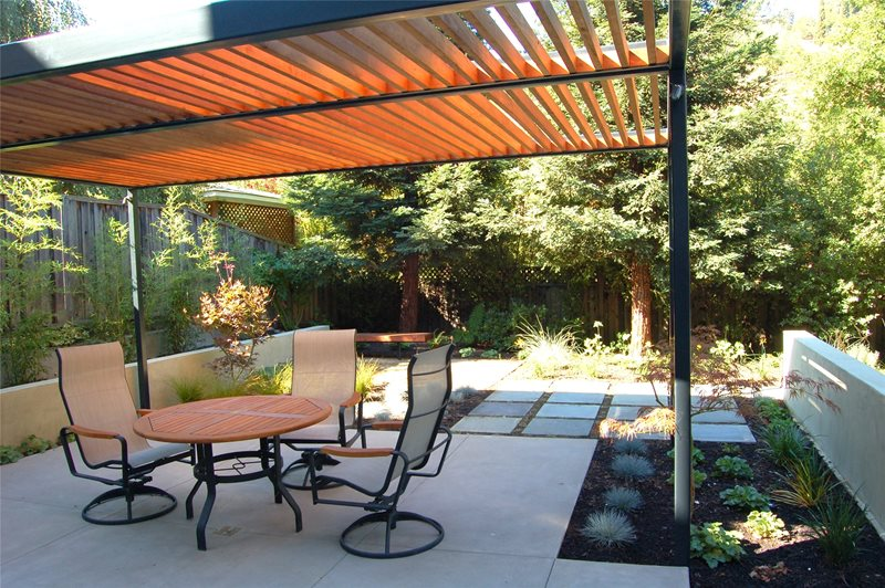 pergola and patio cover walnut creek ca photo gallery landscaping network. Black Bedroom Furniture Sets. Home Design Ideas