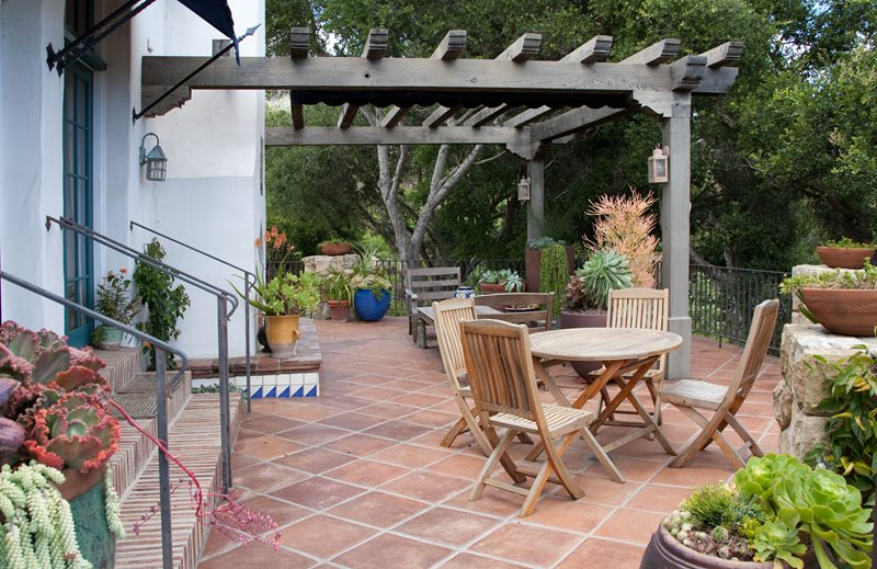 pergola and patio cover pictures - gallery - landscaping network - Pergola Patio Designs