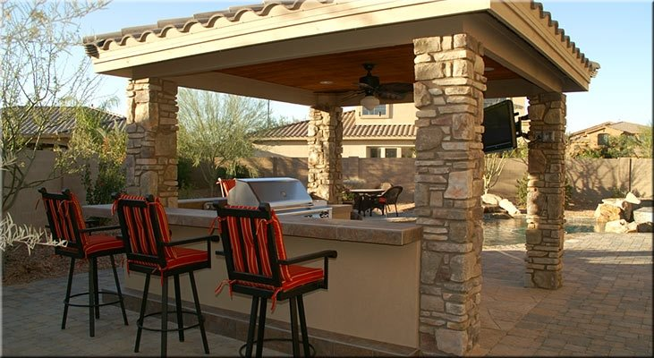 Phoenix Landscaping Alexon Design Group Gilbert, AZ