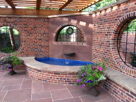 Pond and waterfall denver co photo gallery for Koi pool water gardens thornton