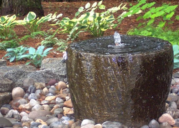 Pond And Waterfall Glastonbury Ct Photo Gallery Landscaping Network