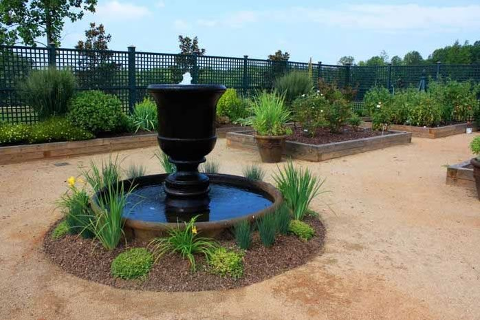 Pond And Waterfall Charlotte Nc Photo Gallery