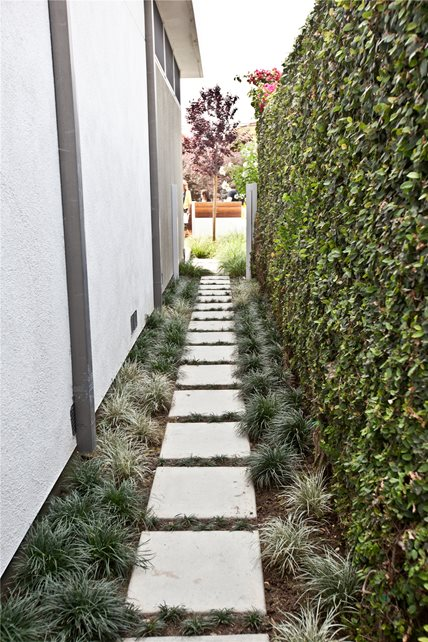 Side Yards - Calimesa, CA - Photo Gallery - Landscaping ... on Side Yard Path Ideas id=39957