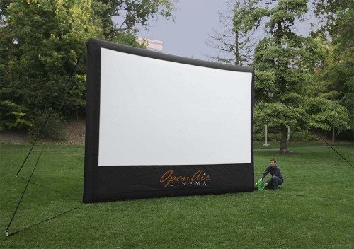 Backyard Movie, Outdoor Screen Open Air Cinema Lindon, UT