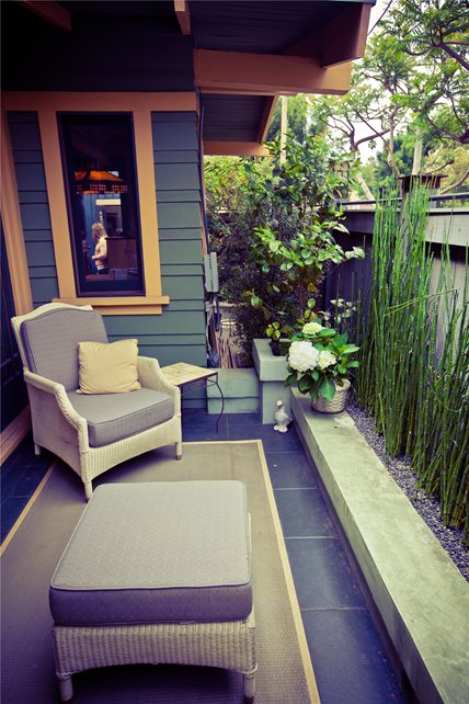 Patio In Small Space Small Yard Landscaping Landscaping Network Calimesa, CA