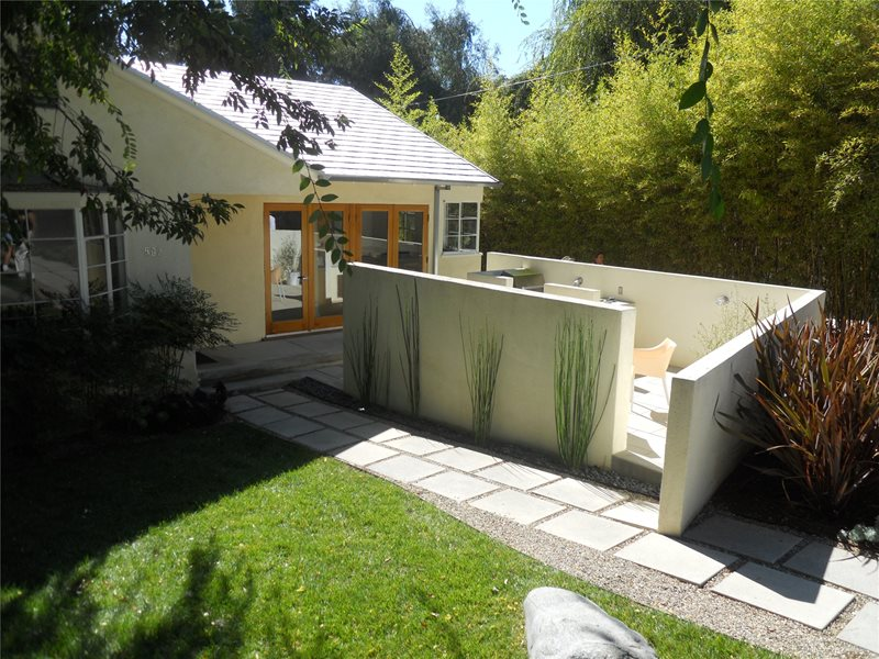 Functional Front Yard Southern California Landscaping Landscaping Network Calimesa, CA