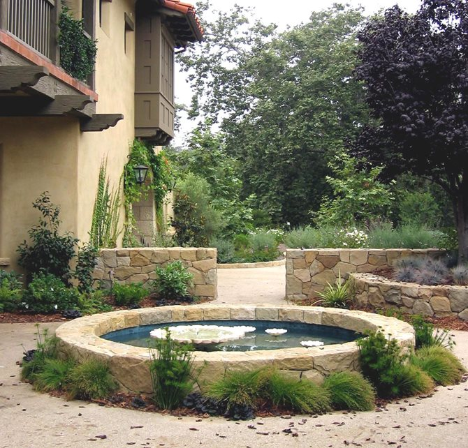 Southern california landscaping santa barbara ca for Find local garden designers