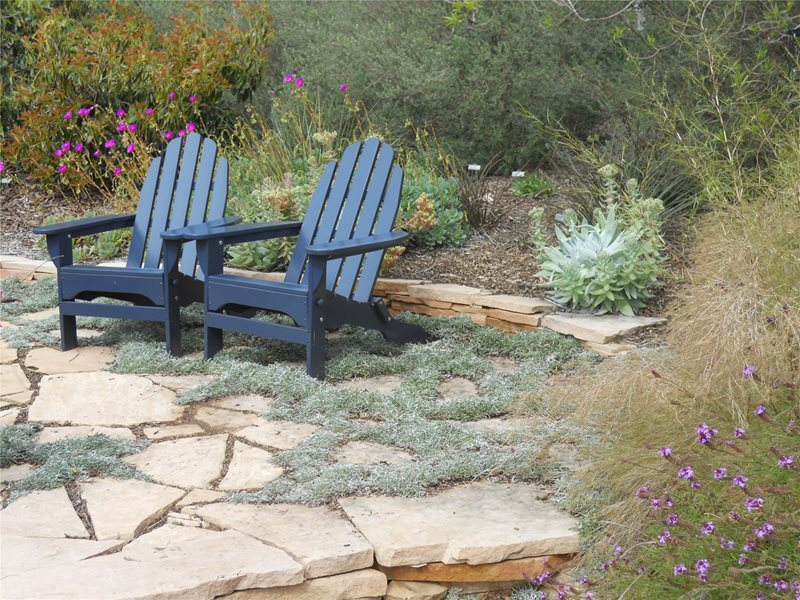 Sustainable Patio Area Southern California Landscaping Landscaping Network Calimesa, CA