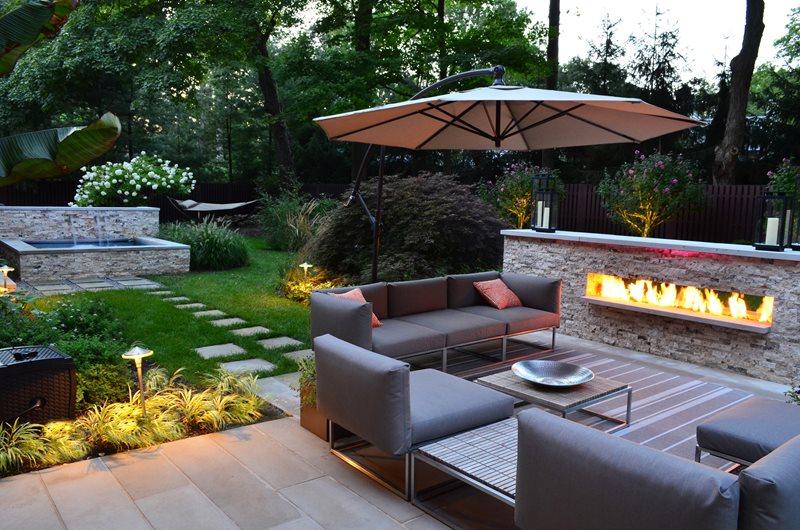 Spas Cipriano Landscape Design Mahwah, NJ