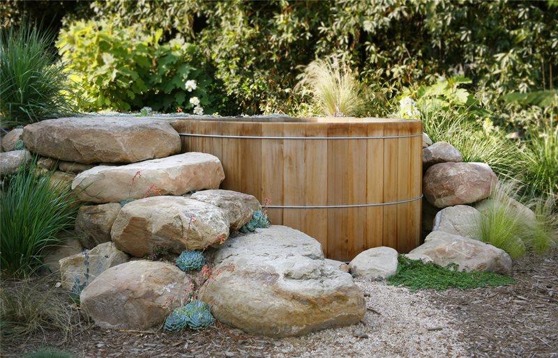 Spas Grace Design Associates Santa Barbara, CA