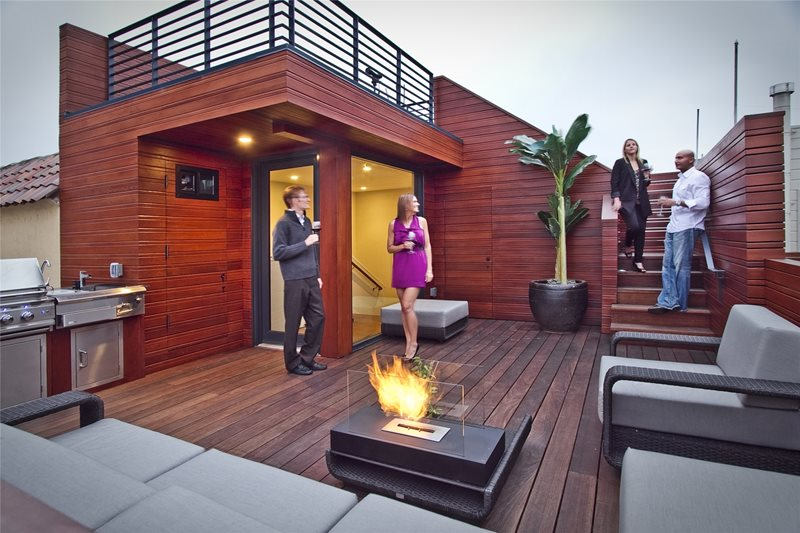 Sustainable Rooftop San Francisco Ca Photo Gallery