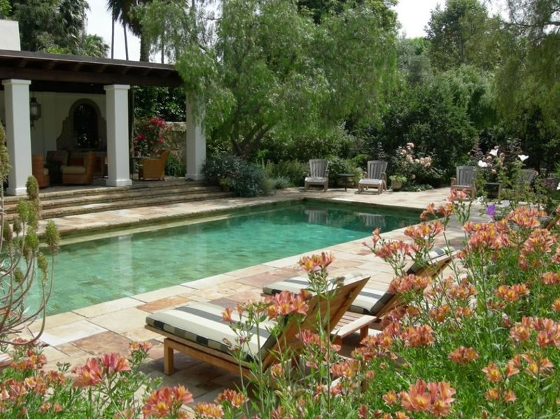 Swimming pool venice ca photo gallery landscaping for Pool designs venice