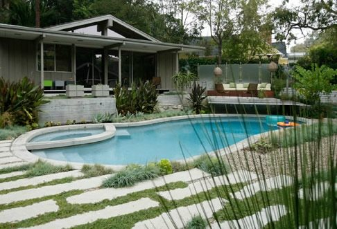 Swimming Pool Santa Monica Ca Photo Gallery Landscaping Network