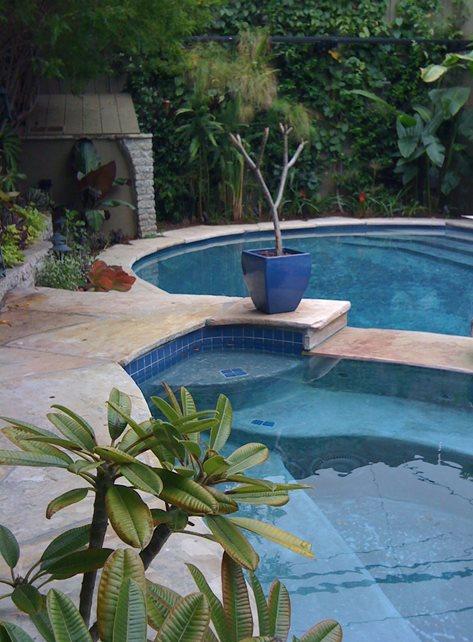 Pool Swimming Pool Landscaping Network Calimesa, CA