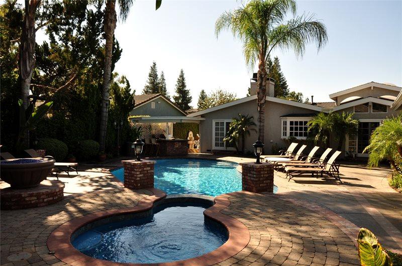 Pool Swimming Pool The Green Scene Chatsworth, CA