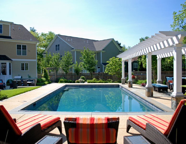 Swimming Pool Olney Md Photo Gallery Landscaping
