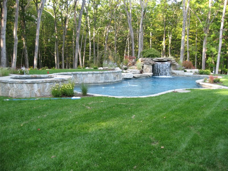 Swimming Pool Swimming Pool Classic Masonry Ltd. Putnam Valley, NY