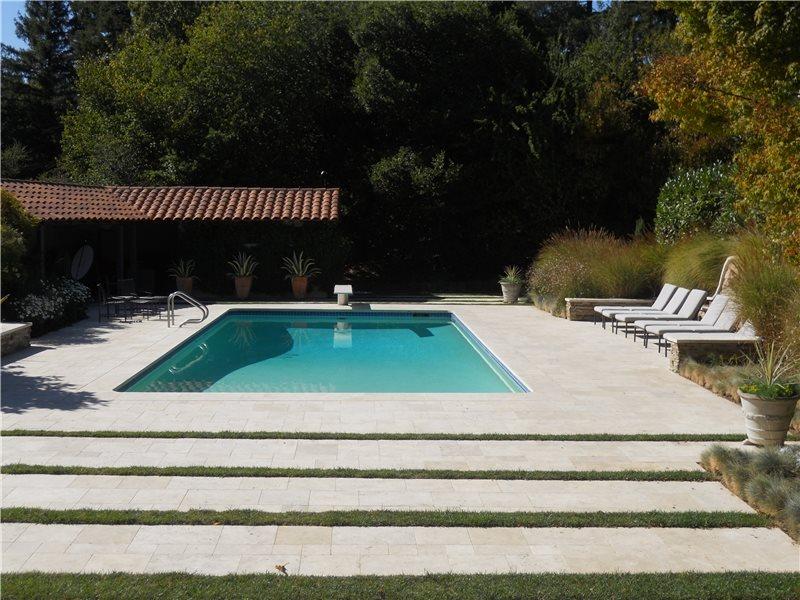 Swimming Pool Design Swimming Pool Shades of Green Landscape Architecture Sausalito, CA