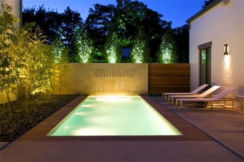 Swimming Pool - Dallas, TX - Photo Gallery - Landscaping Network
