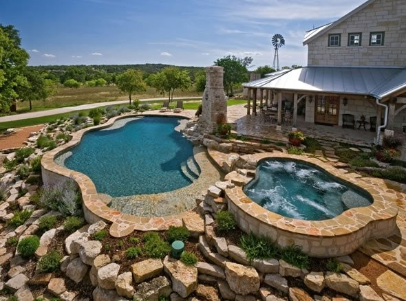 Texas Landscaping Boerne Tx Photo Gallery Landscaping Network