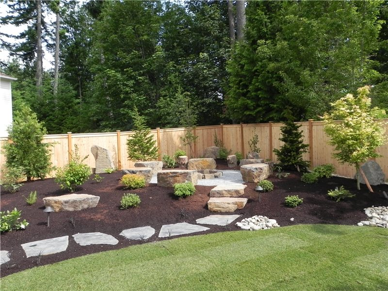 Traditional Landscaping Sublime Garden Design Snohomish, WA