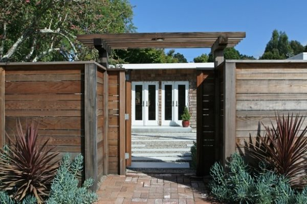 Tropical Landscaping Shades of Green Landscape Architecture Sausalito, CA