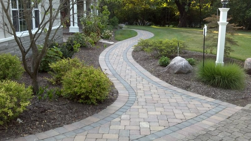 Inexpensive Garden Border Ideas Landscape Edging