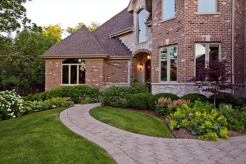Walkway And Path West Chicago Il Photo Gallery Landscaping