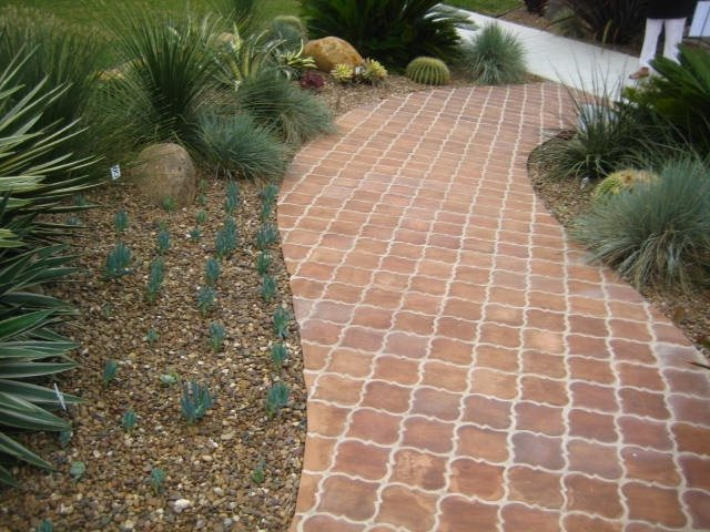 Walkway and Path Landscaping Network Calimesa, CA