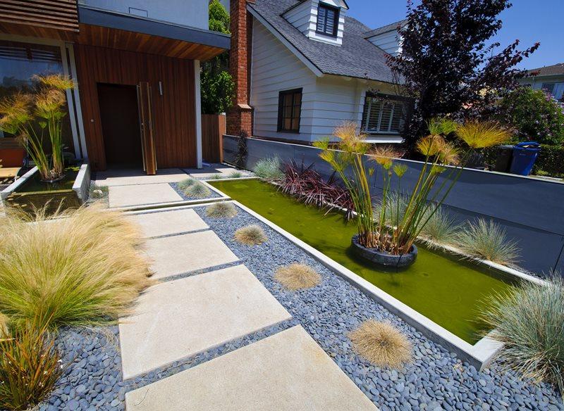 Walkway Walkway and Path Landscaping Network Calimesa, CA