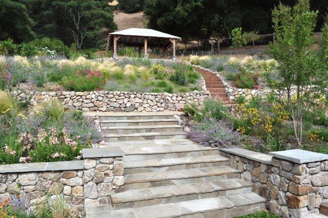 Xeriscape Landscaping Huettl Landscape Architecture Walnut Creek, CA