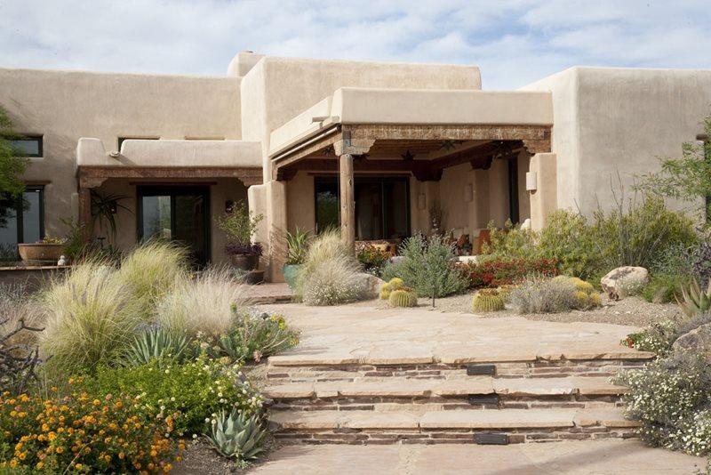 Southwest Landscape Design Xeriscape Landscaping Boxhill Landscape Design Tucson, AZ