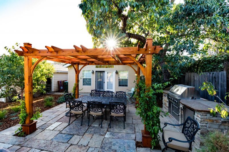 Eco-Friendly Backyard in San Luis Obispo - Landscaping Network on Dream House Backyard id=78299