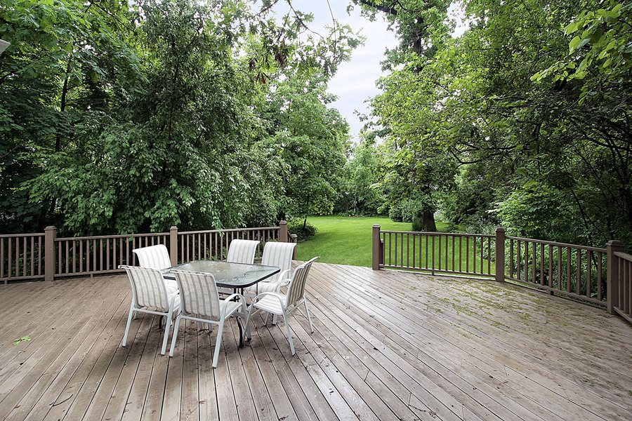 Deck Designs and Ideas for Backyards and Front Yards ... on Wood Deck Ideas For Backyard id=42450