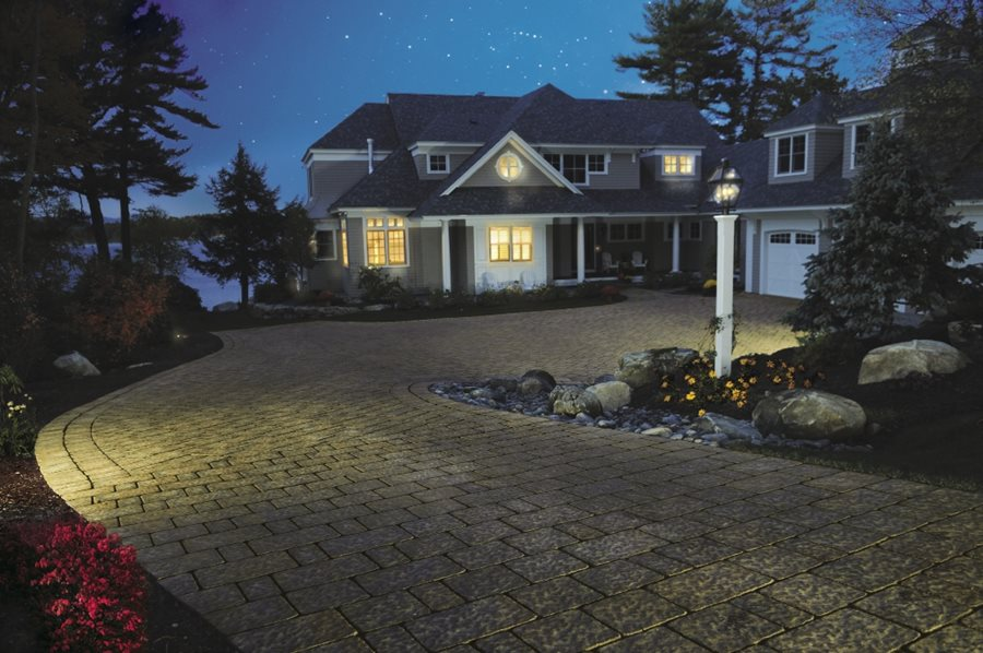 Driveway Lighting Ideas - Landscaping Network on front walkway ideas, accessories ideas, october wedding decoration ideas, landscaping ideas, path paving ideas, diy walkway ideas, walkways and pathways ideas, diy painting ideas, rock painting ideas, solar light ideas, path garden ideas, solar powered ideas,